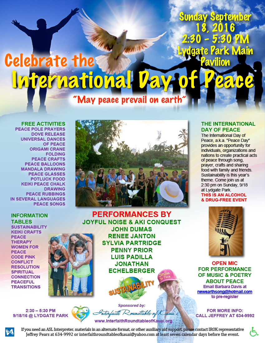 Microsoft Word - 2016 International Day of Peace Poster.doc